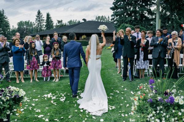 wedding photography in fish creek calgary