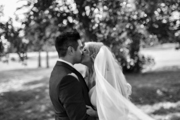 wedding photography in Calgary golf course