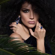 Campaign for a jewelry brand in Dubai